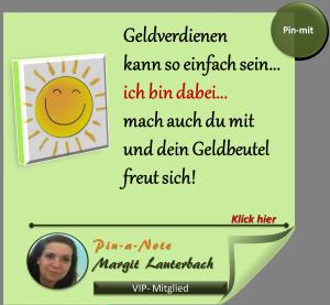 ich lade Sie ein, effektiv und gleichzeitig lukrativ Werbung für Ihr Projekt/Geschäft zu machen: http://talktipp.ning.com/members/MargitLauterbach
