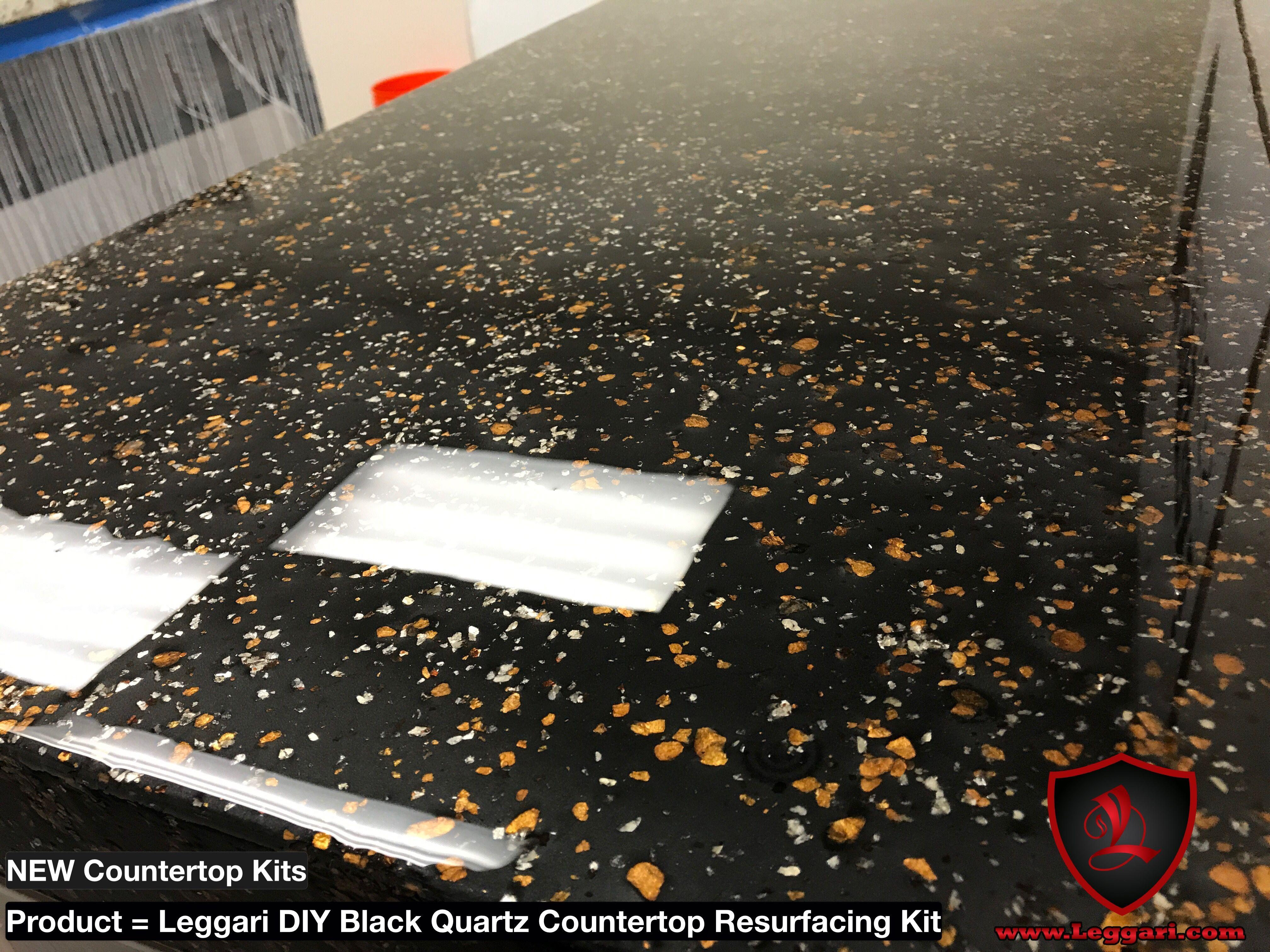 Diy Quartz Countertop Resurfacing Kits If You Can Sprinkle