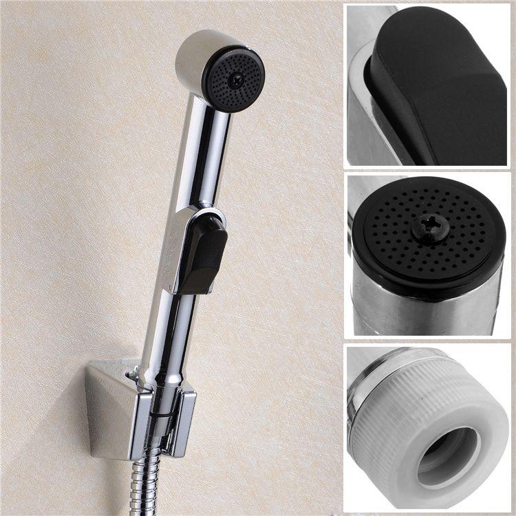 Creative Multifunction Handheld Toilet Spray Bidet Bathroom Sprayer Shower Head