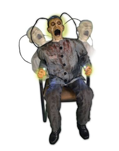 death row prop spirit halloween props Pinterest Decoration