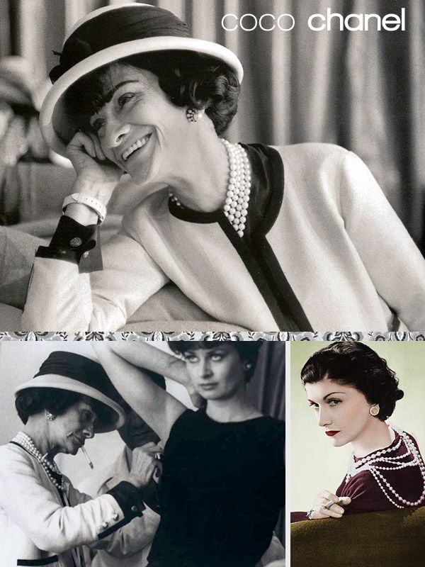 COCO CHANEL just the best!