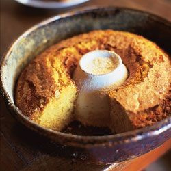 Olive Oil Cake - from Saveur