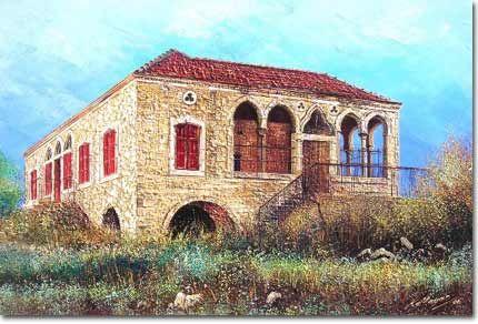 Old lebanese house for the home pinterest lebanon for H home lebanon
