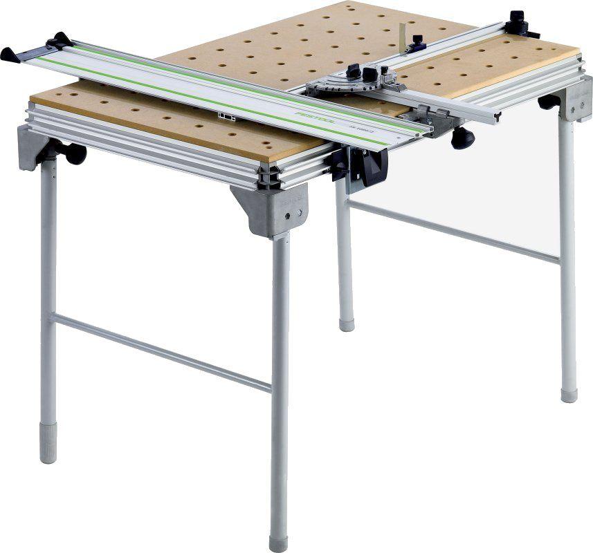Festool Mft3 Multi Function Table Tupia Mdf Basculante