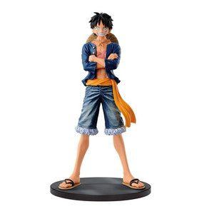 One Piece Jeans Freak Luffy Figure on Crunchyroll