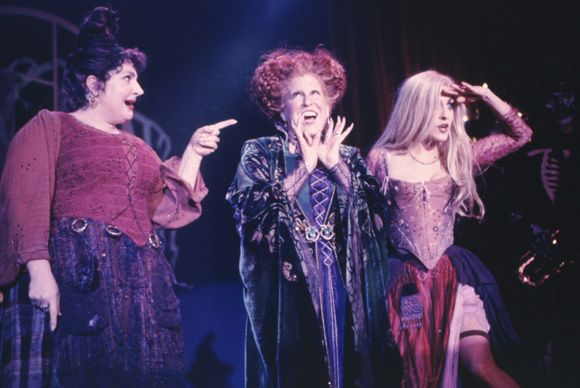 "20 Things You Didn't Know You Wanted to Know About ""Hocus Pocus"""
