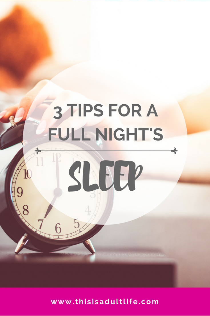 3 Sleeping Tricks that will Change your Life Ways to