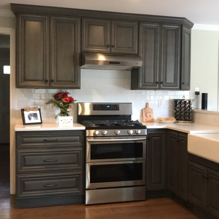 Cabinets To Go Customer Remodels Gallery Real Dream Kitchen Transformations Kitchen Cabinets Decor Cabinets To Go Kitchen Design