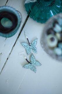 Fabulous inspiration: Ceramic Jewelry