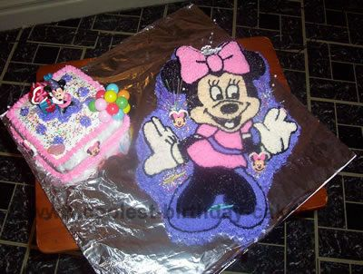 Coolest Childrens Birthday Cakes Ideas and HowTo Tips Minnie