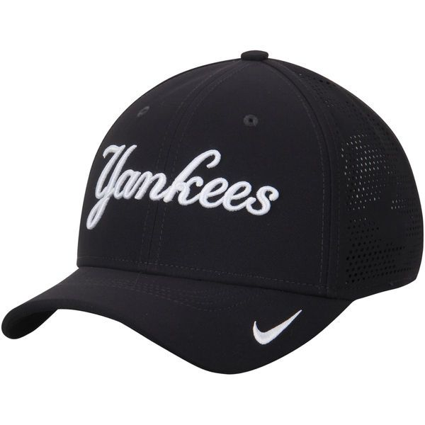 b89c5e07f2fdd ... shopping mens new york yankees nike navy vapor classic swoosh  performance flex hat your price 33.99 ...