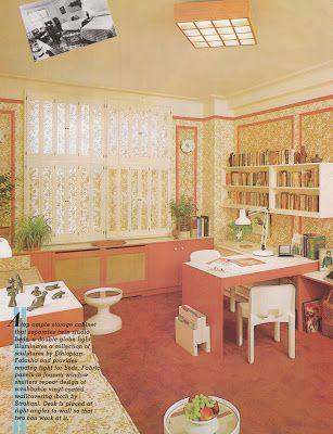 Vintage Goodness 1.0: Vintage 80\'s Home Decorating Trends | Pop ...