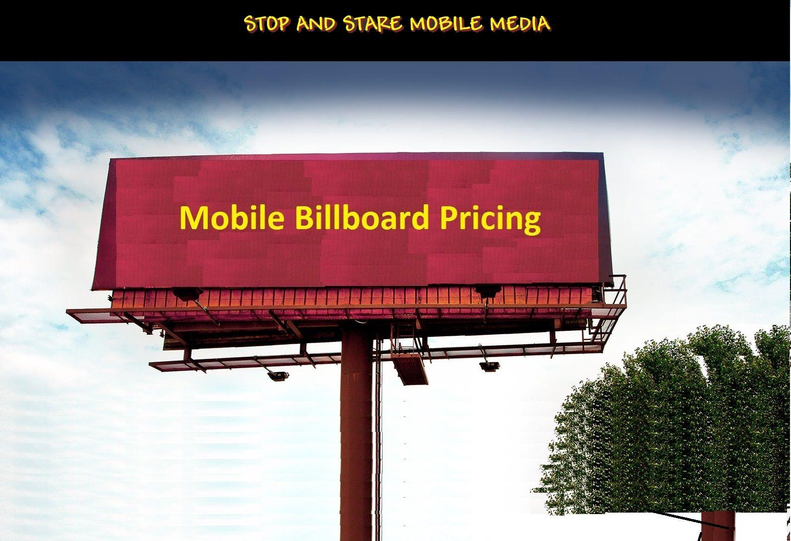 Billboard Advertising Cost Near Me