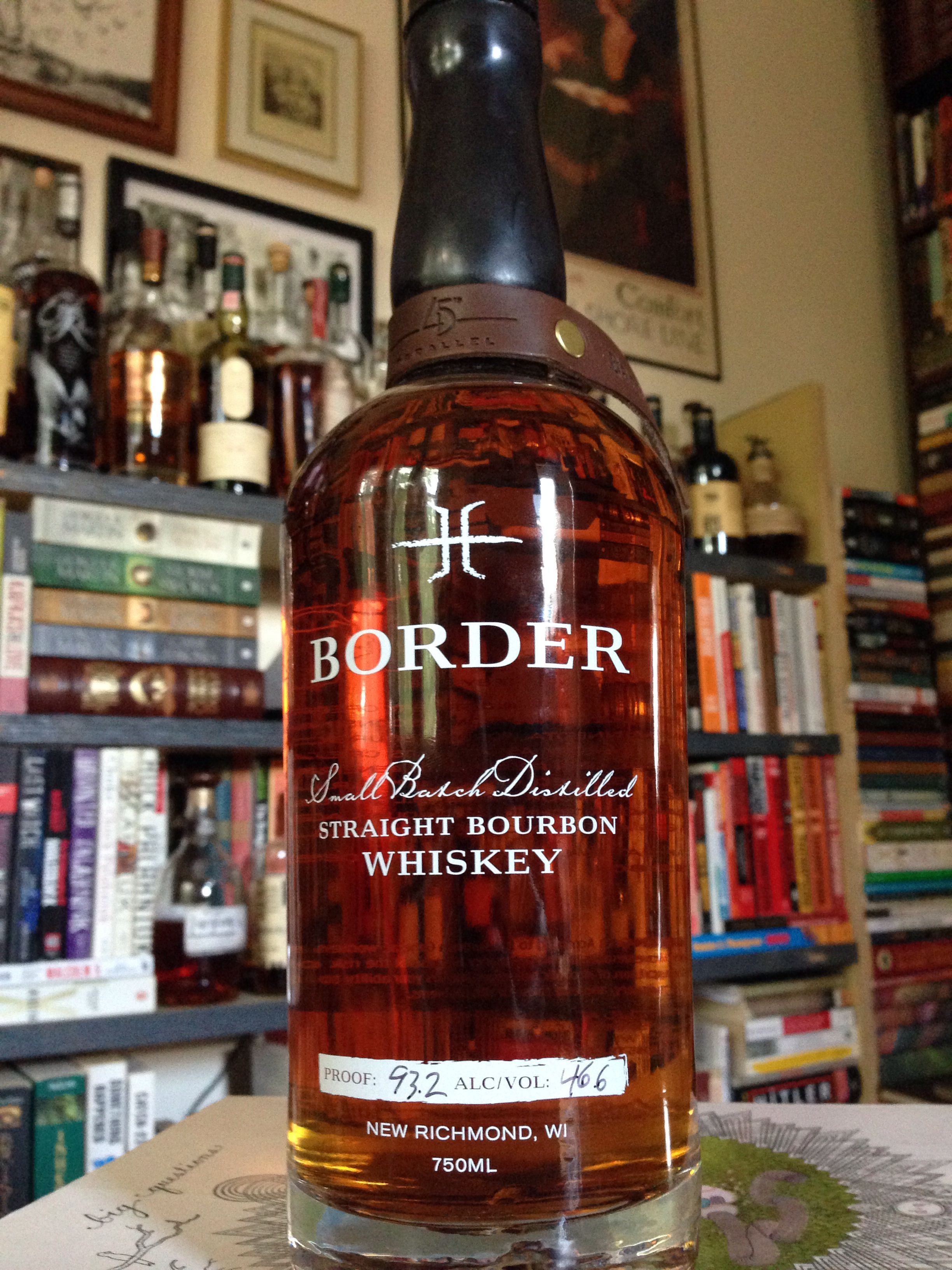 45th Parallel Spirits Border Bourbon Small Batch Distilled Straight Bourbon Whiskey 93 2 Proof 2 Yrs 45 As Much As Whiskey Bourbon Bourbon Whiskey