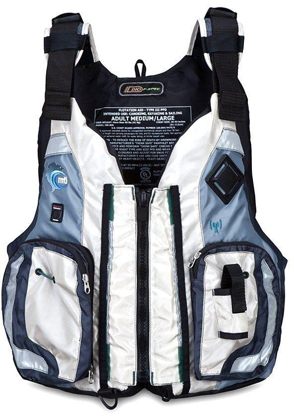 MTI Adventurewear Dio F-Spec Type III PFD Life Jacket