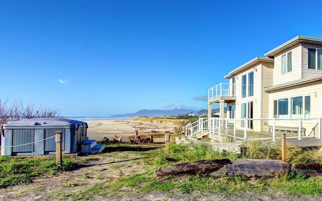 Sensational House Vacation Rental In Rockaway Beach From Vrbo Com Download Free Architecture Designs Jebrpmadebymaigaardcom
