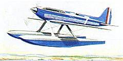 Supermarine Schneider Trophy Plane Internal Combustion/Petrol