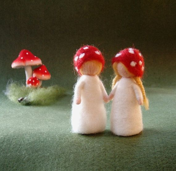 Princess Decorating For a Fairytale Bedroom #feltedwoolcrafts