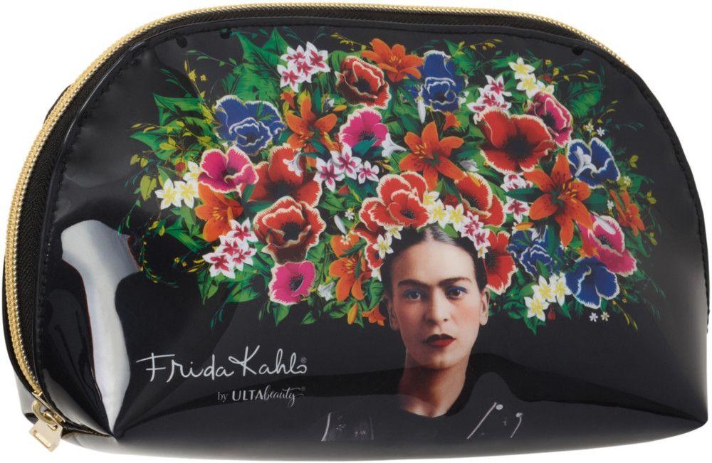 Frida Kahlo by Ulta Beauty Cosmetic Bag Cosmetic bag