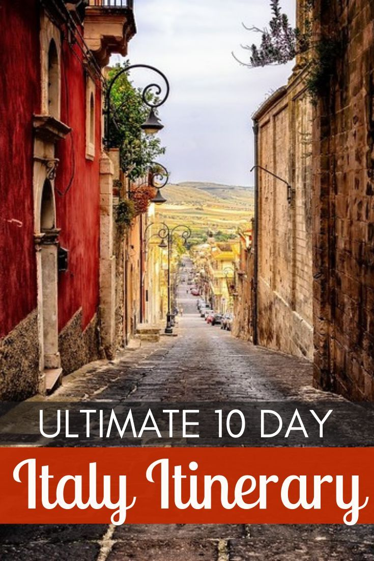 Photo of Ultimate 10 Day Italy Itinerary | Divergent Travelers