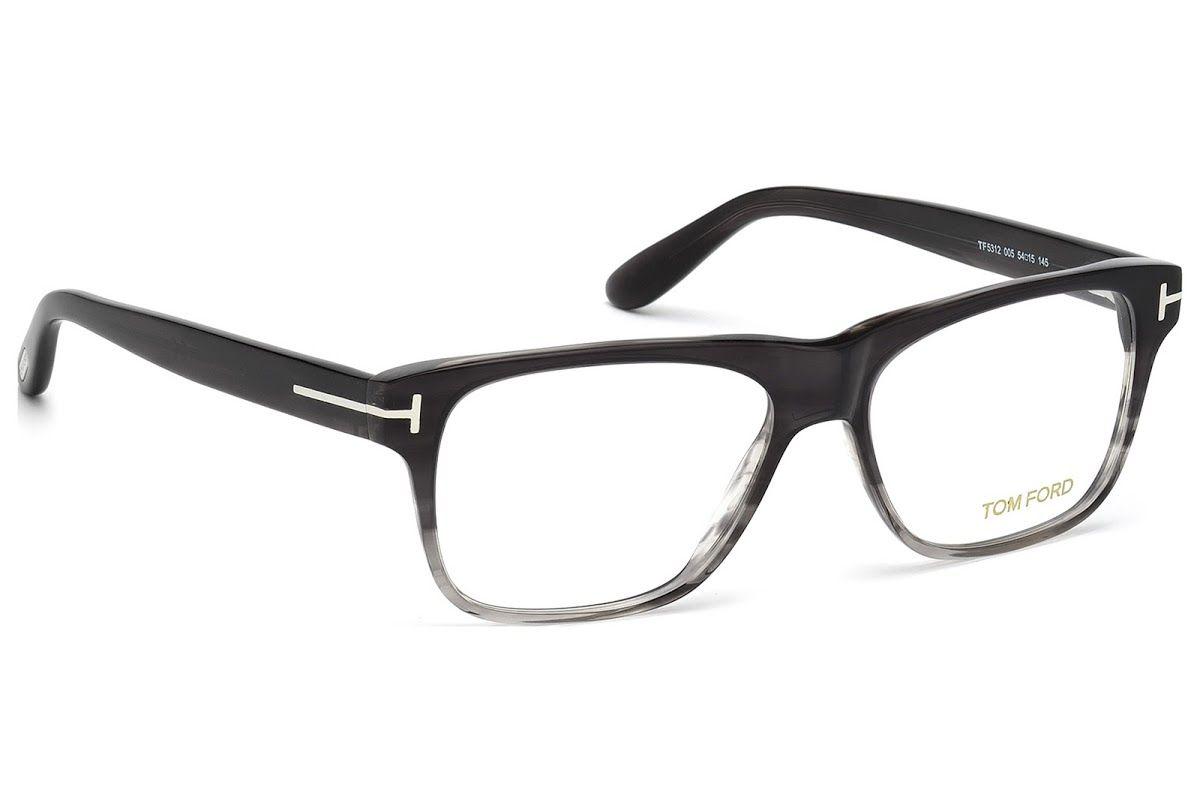 Tom Ford Ft5312 C54 005 Black Other Brillengestelle Kaufen Blickers Tom Ford Brillengestelle Brille