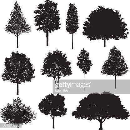 Juego de árbol de dibujos