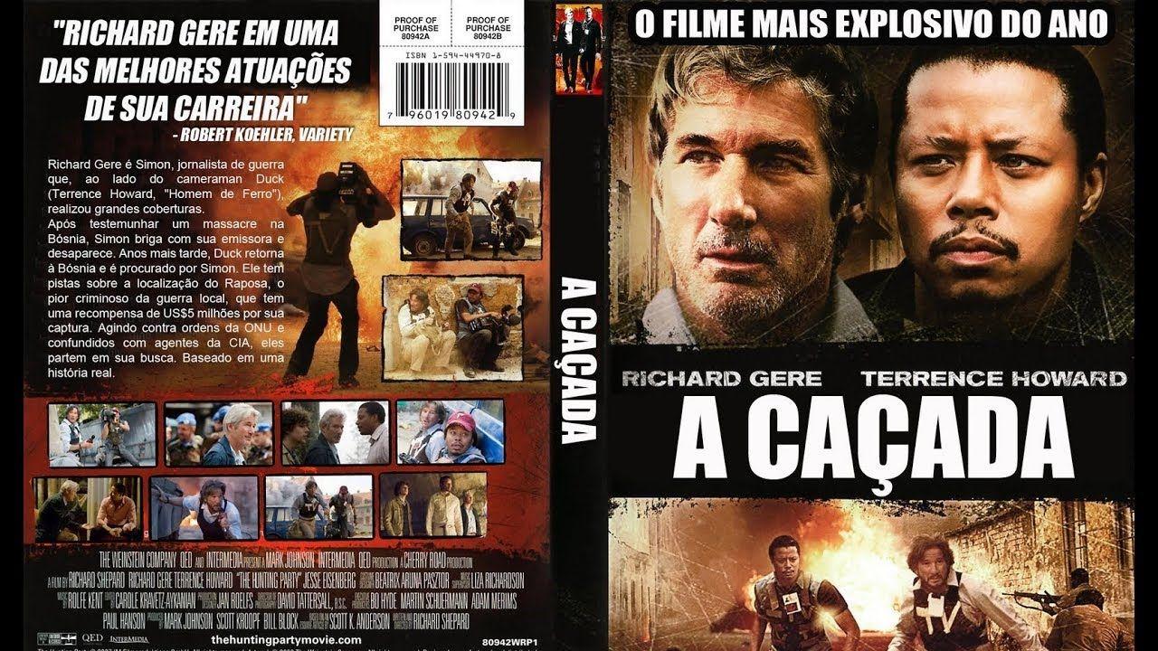 A Cacada 2007 Richard Gere Filme Dublado Richard Gere Filmes