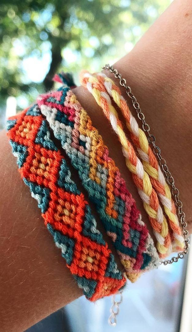 35+ Free Gift To Friend Crochet Bracelets New 2019 - Page 11 of 36 - stunnerwoman. com