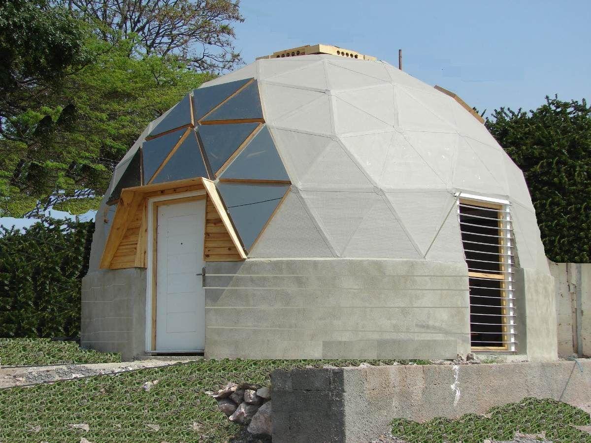 Dise o de kits casa prefabricada domos geodesicos for Kit casas prefabricadas