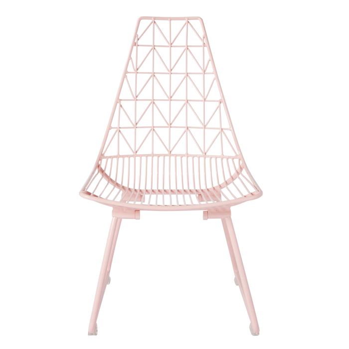 check out our unique wire chairs! great as an occasional chair or