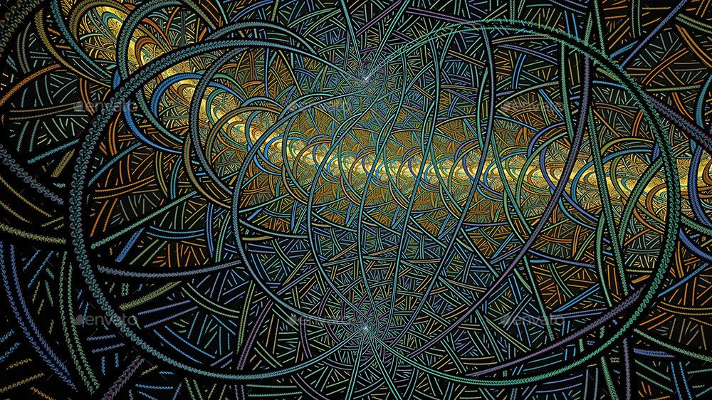 Hd Psychedelic Fractal Wallpapers Vol 4 Trippy Wallpaper Psychedelic Image Psychedelic