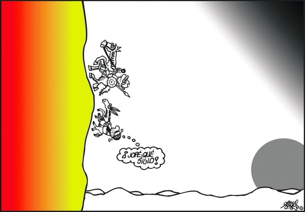 Viñeta: Forges - 28 SEP 2014   Opinión   EL PAÍS
