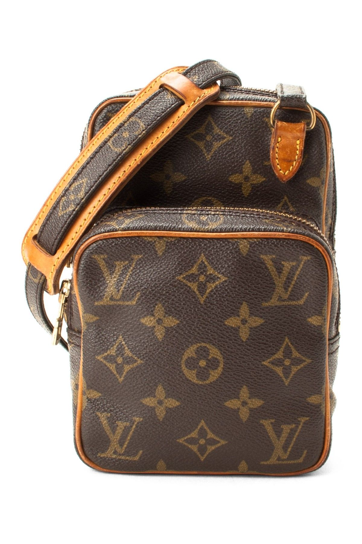 Vintage Louis Vuitton Leather E Shoulder Bag This Would Make School A Lot Less Scary