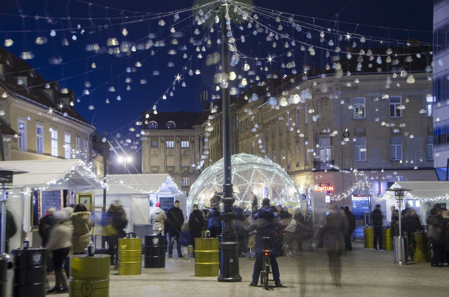 Come And See For Yourself Why Is Zagreb The Croatian Capital Visited By An Increasing Numbers Of Tourists During The Christmas Markets Europe Zagreb Croatia