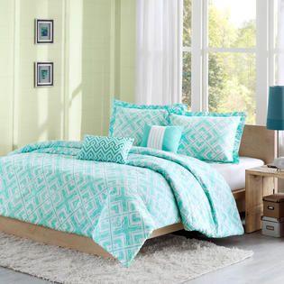 ID-Intelligent Designs Intelligent Design Natalie 5-piece Comforter Set