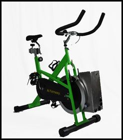 Gen A Rider Bike Produces Electricity Both Grid Tied And So You