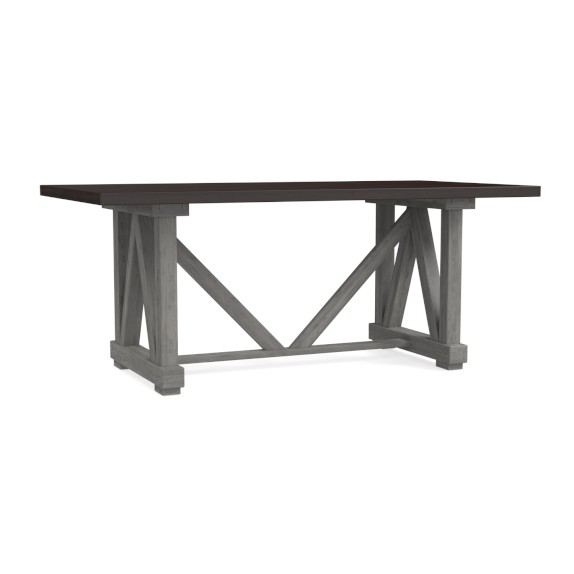 Bench Made Maple 72 Rectangular Table Dining Table With Bench