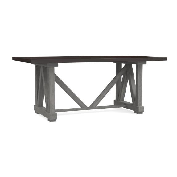 Bench Made Maple 72 Rectangular Table Rectangular Table Dining