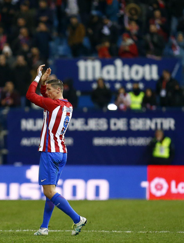 Fernando Torres Futbol Atletico De Madrid Fernando Torres