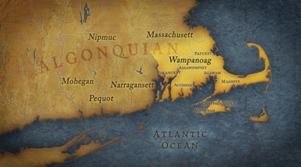 Beginning in 1634 the Massachusetts Bay Colony