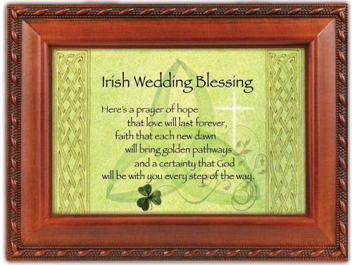 Irish Wedding Blessing Woodgrain Cottage Garden Traditional Music ...