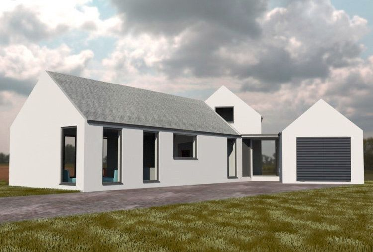 Projects — Jackson + Groarke Ireland | Contemporary house ...