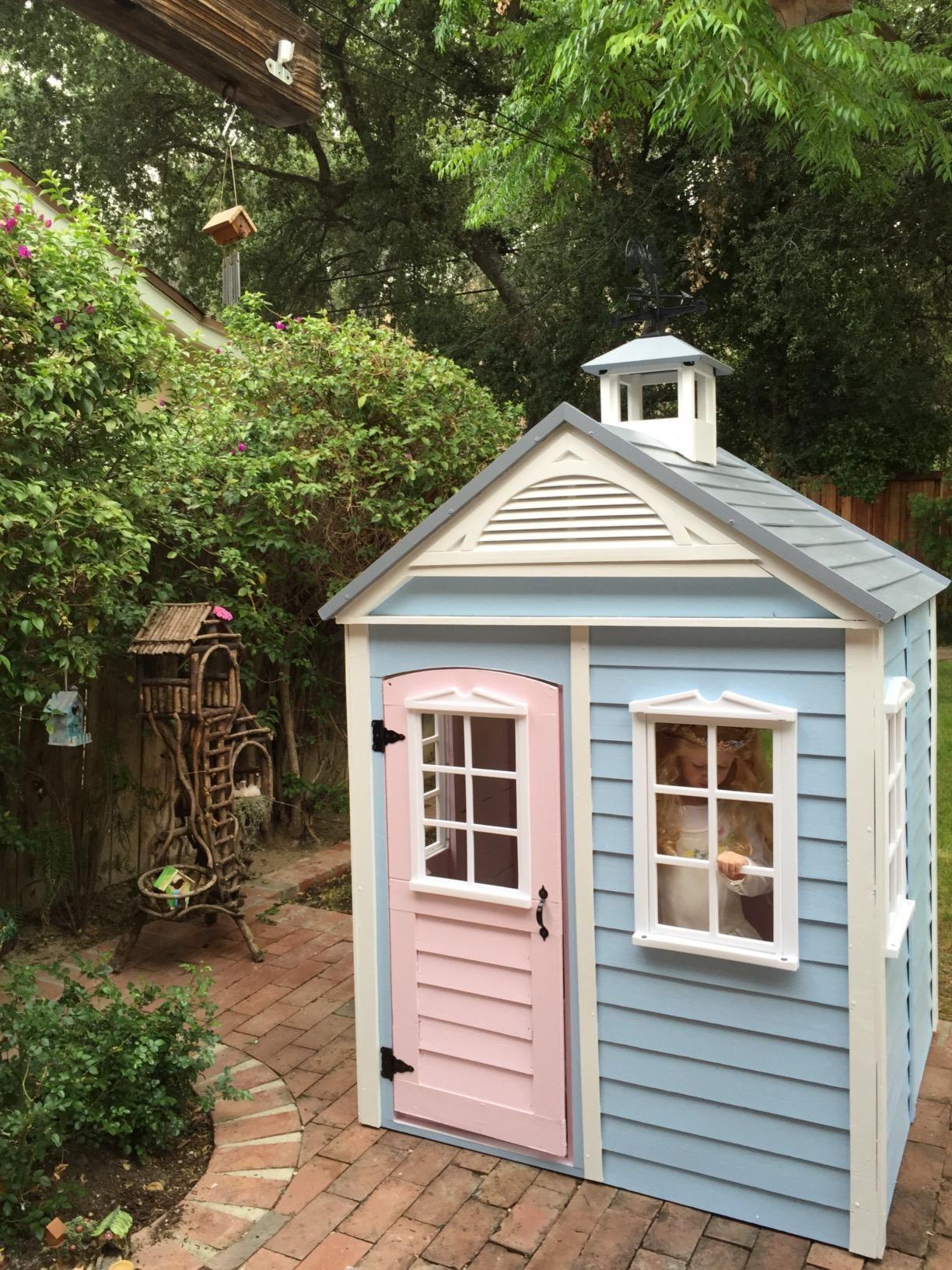 amazon com bayberry playhouse by big backyard toys u0026 games