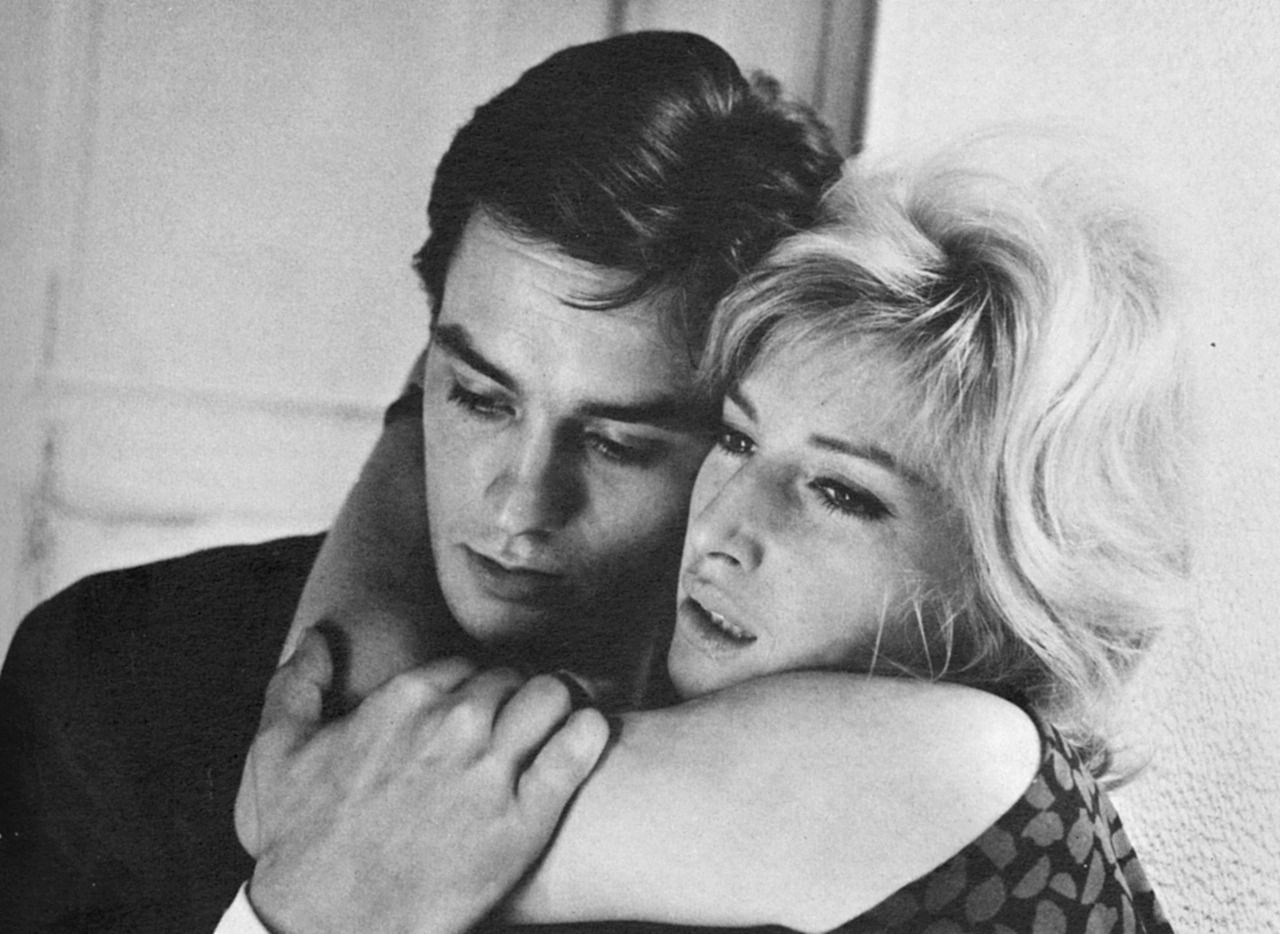 Promo Image For L Eclisse With Monica Vitti Alain