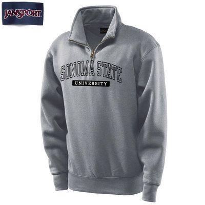 Jansport Quarter Zip Sweatshirt