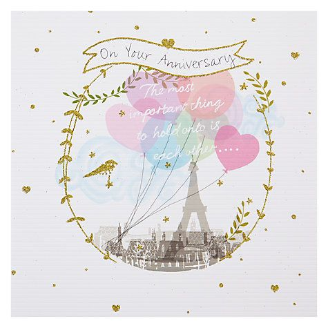 Mint On Your Anniversary Card Anniversary Cards Inspirational Cards Cards