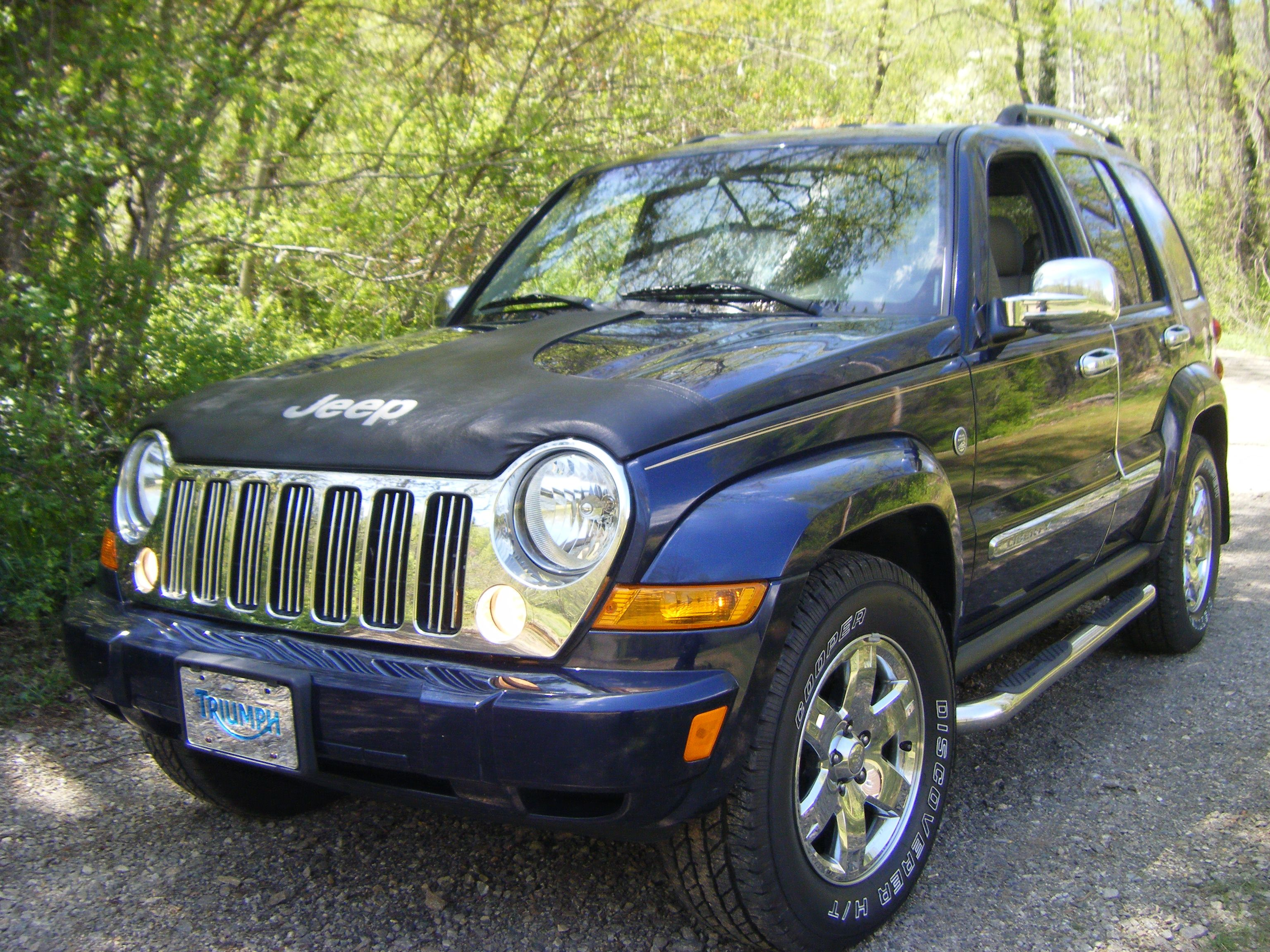 2005 Jeep Liberty Cars Pinterest Sport