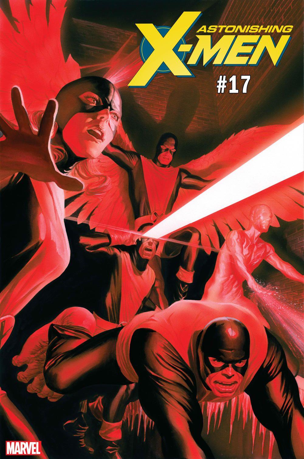 The Next Five Variant Covers In Celebration Of Uncanny X Men 1 X Men Alex Ross Marvel