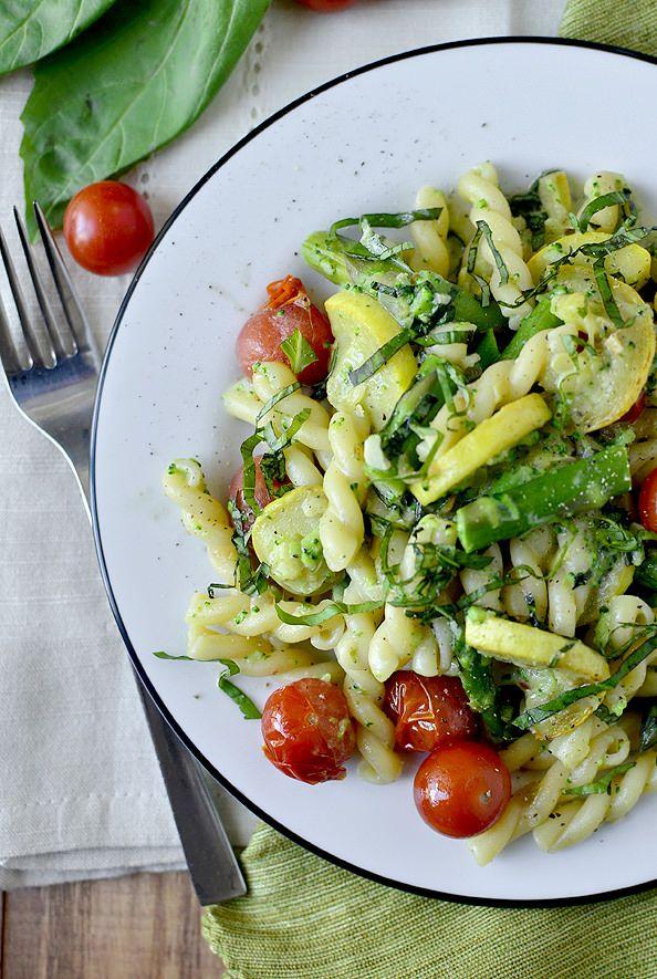 Springtime pasta primavera recipe pasta primavera fresh main dishes forumfinder Gallery