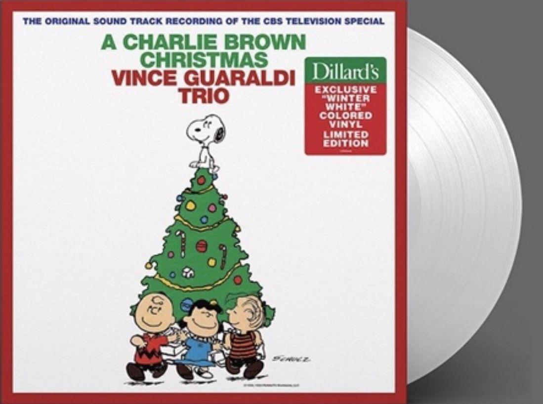 Vince Guaraldi Christmas.A Charlie Brown Christmas Vince Guaraldi Trio Limited